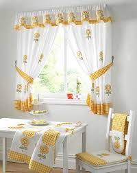 Kitchen Curtain Patterns
