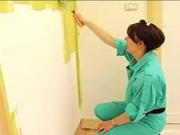 Pitturare Muri Esterni Di Casa : Come creare una linea di demarcazione sulle pareti tutto per casa