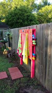 pallet pool noodle towel holder these are awesome diy pallet wood