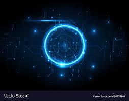 Light Digital Deep Light Center Circuit Digital Technology