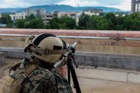 Marines Scout Sniper Requirements Fire Check Out The Marines Amazing New Sniper Rifle The