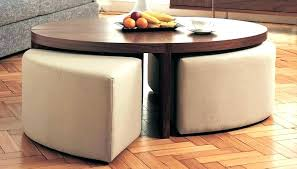 square coffee table with stools underneath table with stools underneath table with stools underneath round coffee