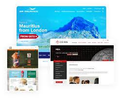 It Website Design Custom Web Design Web Application Development Services Dubai