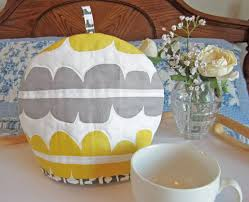 DIY Tea Cozy | WeAllSew & DIY Quilted Tea Cozy Adamdwight.com