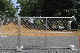 Fence panels Aluminum Chainlinkwirepanelrentals Ebay Chainlink Fence Panels Sections Any Size Any Order