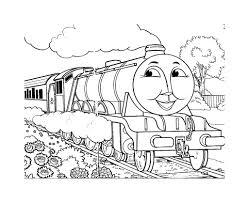 Coloriage Thomas Et Ses Amis Coloriages Pour Enfants