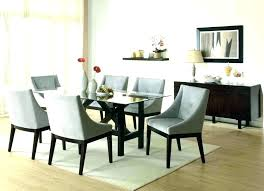 inspirational dining room table rug or rug under dining table size round rug for under kitchen
