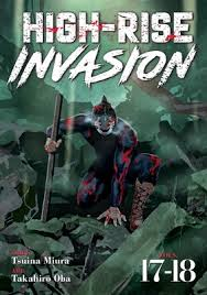 Aflaai&Read <b>High</b>-<b>Rise Invasion</b>, Vol. 17-18 Page entiere ...