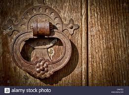 antique looking door knobs. Fine Door Closeup Of An Antique Door Knob  Stock Image To Looking Knobs A