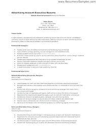 Best Executive Resume Format Marketing Formats Templates