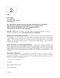 How To Address A Legal Cover Letter With No Name Eursto Com