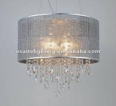 crystal modern chandelier lighting incandescent bulbs design ideas cylinder cage polished chrome finish warm white