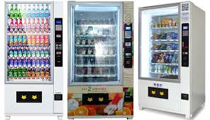 Refrigerated Vending Machine Custom China Vending Machine Manufacturer Supplier Snack Drink Vending