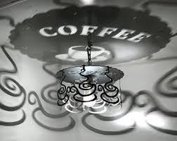 coffee shop lighting. COFFEE SHADOW LIGHT, Ceiling Light, Coffee, Coffee Lover Gift, Shop,  Lighting, Kitchen Decor, Decor Shop Lighting R