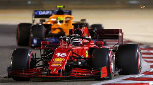 Ferrari In The Fight With Mclaren Heading To Imola Say Sainz And Leclerc Formula 1