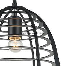 Zwarte Draad Hanglamp Orion ø 30 Cm 551801