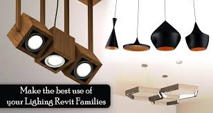 lighting revit families drafting