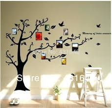 tree wall art decals photo frame family tree wall decal art stickers wall art decals tree on family tree wall art picture frame with tree wall art decals photo frame family tree wall decal art stickers