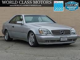 used 2000 mercedes benz cl cl for