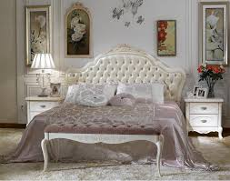 Image Of: Modern French Bedroom Ideas