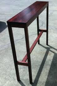 tall thin side table tall narrow table very small round side table tall thin white bedside