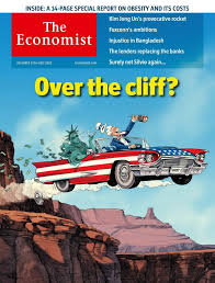 economist cover the fascinating theory that the economist magazine covers are like