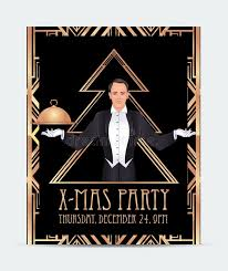 Great Gatsby Invitation Template Great Gatsby Invitation Stock Illustrations 3 773 Great
