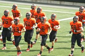 Princeton Football Depth Chart Princeton Jv Football Vs Kean Photos And Video 9 30