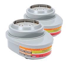 Msa Mersorb P100 Respirator Cartridge 815368 Pair For Msa Advantage Respirator Packs