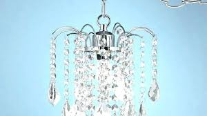 plug in crystal chandelier with add a beautiful brass sophisticated mini