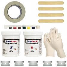 granite and marble chip and repair kit