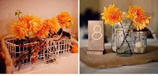 Fall Wedding Decorations With Mason Jars Beautiful Photo Collection of Fall Wedding Decorations with Mason 2