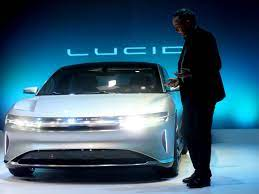 Lucid is the Tesla of electric-vehicle ...