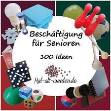 Beschäftigung Für Senioren 100 Ideen Von Klassisch Bis Innovativ
