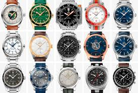 The Complete Buying Guide To Omega Watches Gear Patrol