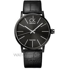 men s calvin klein post minimal black collection watch k7621401 mens calvin klein post minimal black collection watch k7621401