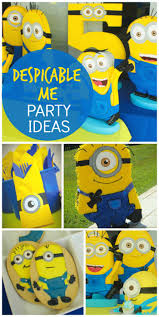 Minion Party 79 Best Minion Party Images On Pinterest