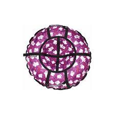 <b>Тюбинг Hubster Люкс Pro</b> Мишки фиолетовые, 120см купить в ...