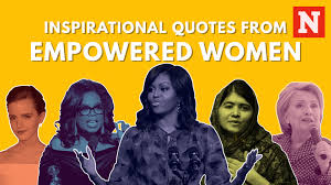 Inspiring Quotes From Women Around The World