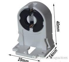 UPS <b>DHL FEDEX</b> Free CE ROHS T8 G13 Lamp Holders @ Lamp ...
