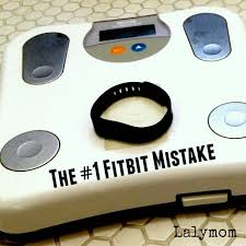 the 1 fitbit weight loss mistake and