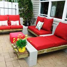 latest craze european outdoor furniture cement. diy outdoor furniture using cement blocks need 30 18 and cushions 6 flat square 5 toss pillow accent pillows latest craze european e