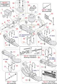 Hendrickson Trailer Suspension Parts Stengel Bros Inc