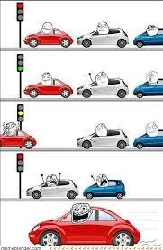 Troll Memes - Traffic Lights via Relatably.com
