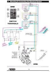 arb air compressor wiring diagram electrical work wiring diagram \u2022 Air Compressor Wiring Diagram arb air locker wiring diagram for z6kehyn and hd dump me rh hd dump me arb twin compressor wiring diagram arb dual compressor wiring schematic