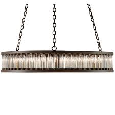 elixir glass vials round chandelier