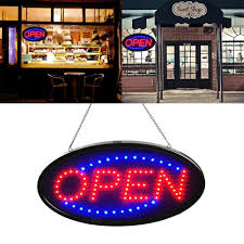Ultra <b>Bright</b> LED Neon Light <b>Animated Motion</b> with ON/OFF Store ...