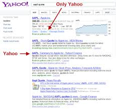Aapl Stock Quote Extraordinary Stock Quote For Google Yelommyphonecompanyco