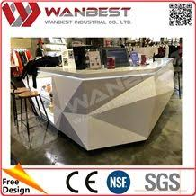 office foyer furniture. Artificial Stone Reception Table Office Foyer Furniture