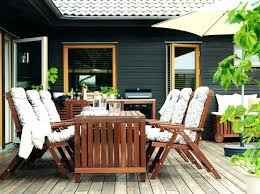 Crate Patio Furniture Patio Ideas Outdoor Wood Furniture Paint Or